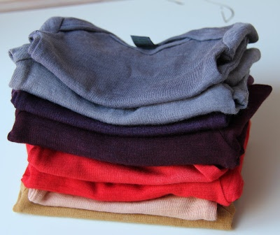Nøsteblogg: Farging