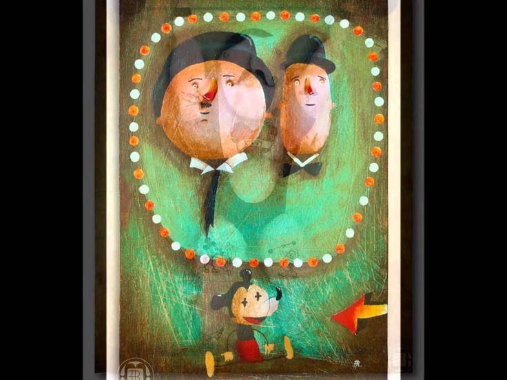 Robert Romanowicz Paintings 01