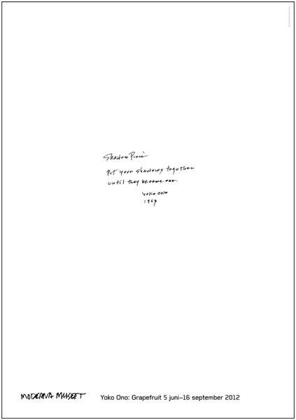 Moderna Museet Webbshop - Yoko Ono