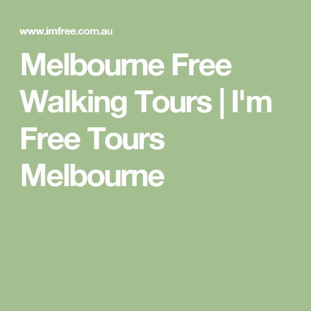 Melbourne Free Walking Tours | I'm Free Tours Melbourne