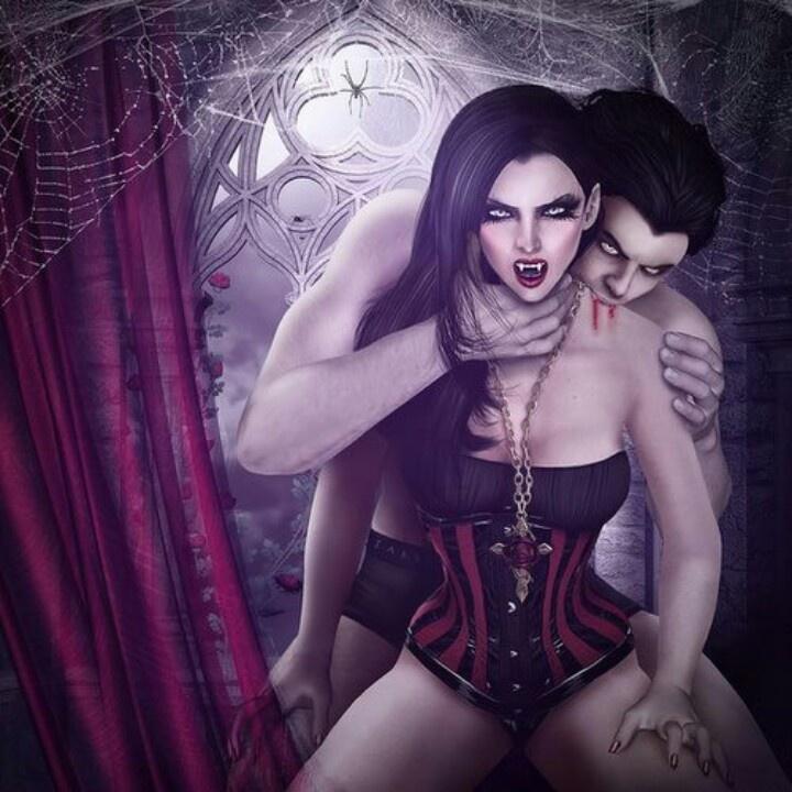 Sexy vampire pictures — photo 13