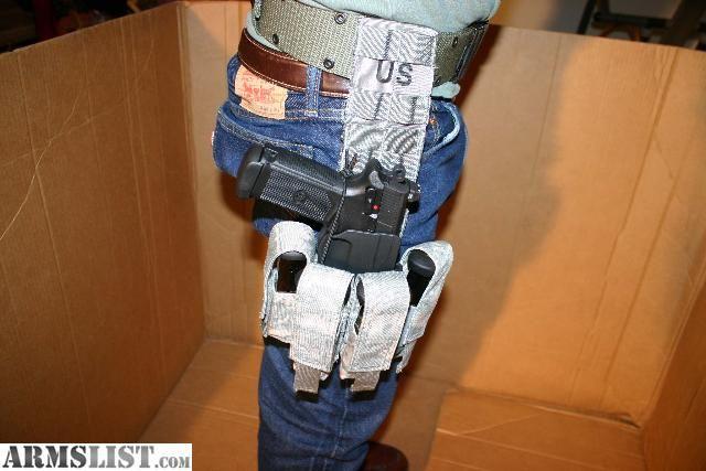 Armslist For Sale New Fnh Fnp Fnx 45 Holster Us Leg