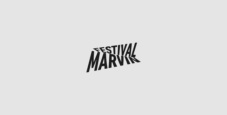 Festival Marvin on Behance