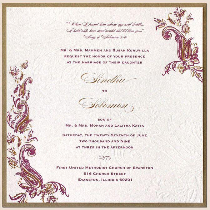 The 25 best indian wedding invitation wording ideas on pinterest indian wedding card ideas google search stopboris Images