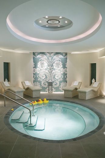 Eau Spa, Ritz Carlton, Palm Beach...one of the best spas I've been too...the entire resort is fabulous...