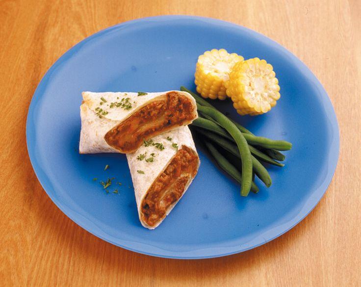 Mince Wraps Recipe | Beef + Lamb New Zealand