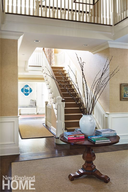 House Foyer Uk : Best staircases and entryways images on pinterest
