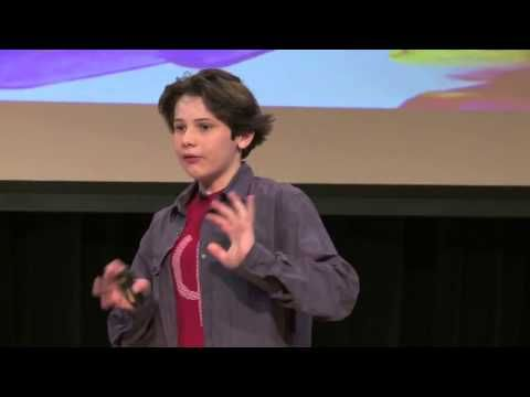 13 Year Old Jacob Barnett Explains Why You Should Forget What You Know - YouTube