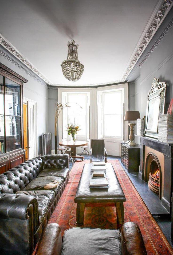 Chesterfield Sofa Living Room Ideas Precious Home Design