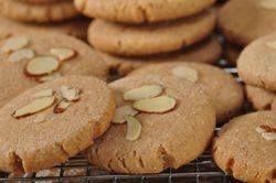 Really delicious, though these spread a lot today - maybe increase the flour.  Also, when you double the recipe, don't double the lemon zest.  Speculaas Recipe - Joyofbaking.com *Tested Recipe*