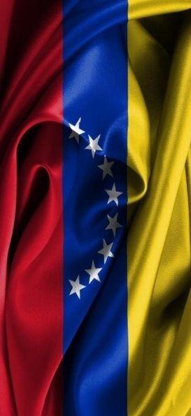 Flag of the Bolivarian Republic of Venezuela. Colours of my homeland!!