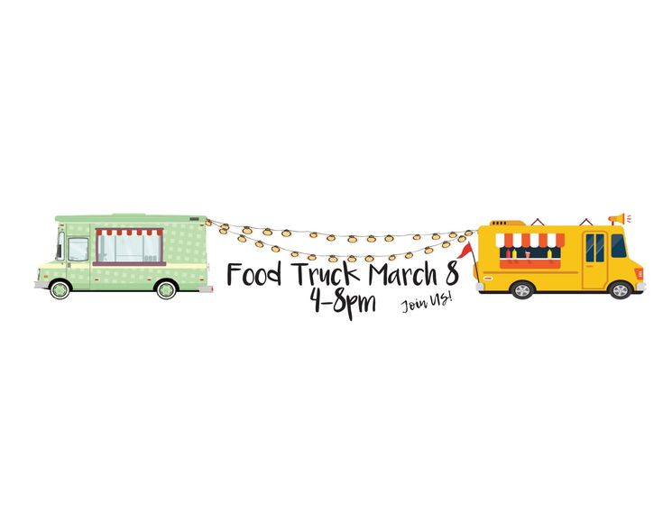 We are bringing The Happy Plate food truck to The Crossings! Mark your calendar, Thursday, March 8th from 4-8pm. We are also playing a movie on the big screen. Stay tuned to help vote for what movie will be played!