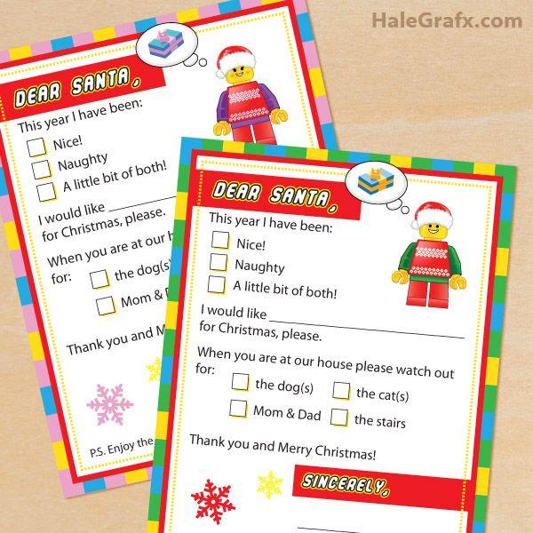 Best  Free Printable Santa Letters Ideas On   Santa