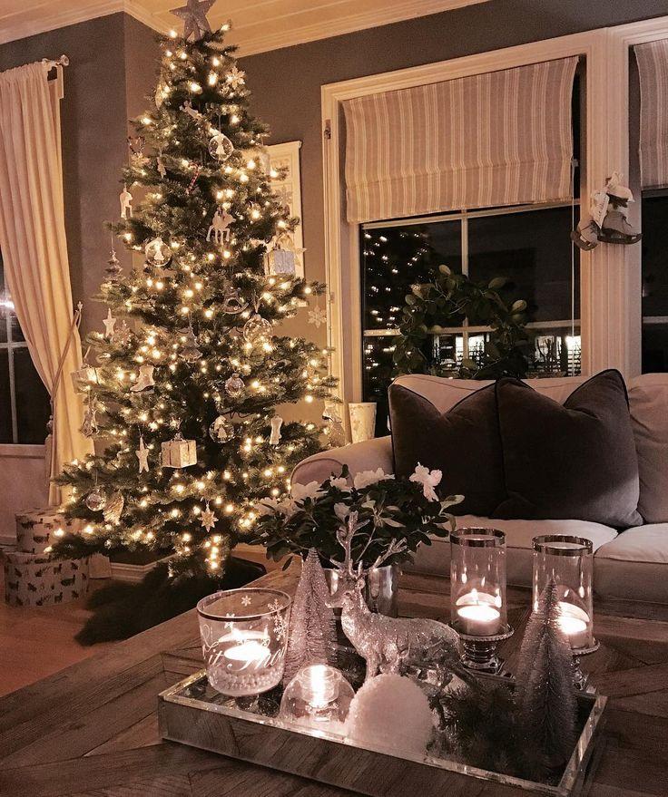 8 uker til julaften i dag  og kun 4 uker til jeg begynner å pynte huset ute og inne ✨❄️ her et bilde fra i fjor  #christmastime #christmas4you1 #christmas_interior #juleglede #gledermeg