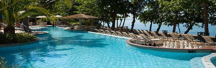 Rincon Beach Resort • Anasco, Puerto Rico #PuertoRico #InfinityPool #Beachfront #Caribbean