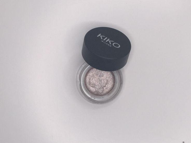 ombretto -Kiko Cream Crush Eyeshadow 03 scuro...05 champagne