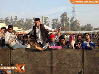 MTV ROADIES X4 DELHI