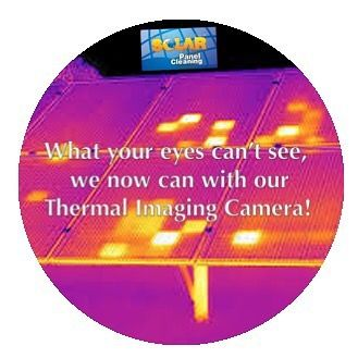 Our solar inspections now include the use of our thermal imaging camera!  Hot spots could be the beginning of bigger problems!  Have Crystal Clear Solar give you a health checkup along with a solar panel cleaning!  #CrystalClearSolar #solarcleaning #solarpower #greenenergy #solarpanelcleaning #solarenergy #solarmaintenance #solarcleaners #solarpanels #solarpanel #solarpanelcleaners #commercialsolar #residentialsolar  #brisbanesolar #mybrisbane #brisbane #northbrisbane #northlakes…