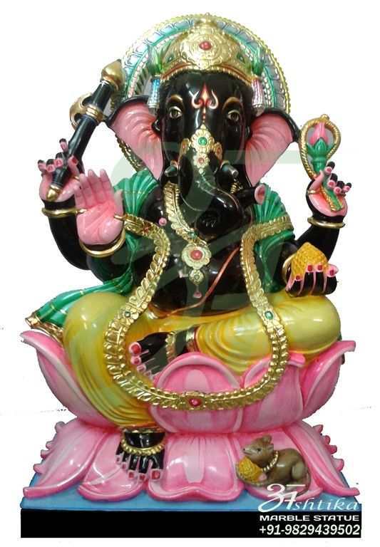 Being a manufacturer, supplier, trader and Exporter,we are engrossed in offering our customers with Carved Ganesh Statue. Intricately-crafted, these statues are designed with the help of modern machinery in adherence with the industry set norms and guidelines. To suit the demands of customers, we offer these products in different sizes and specifications. Regards  Manish Vajpayee  www.ashtikamarblestatue.com