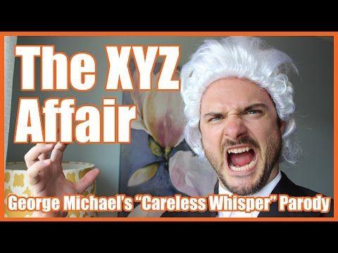"The XYZ Affair (""Careless Whisper"" parody) - MrBettsClass - YouTube"