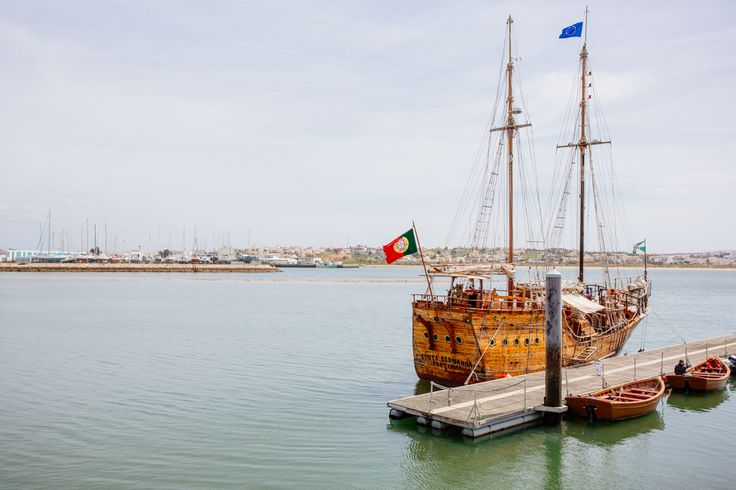 If you're looking for a boat trip with a difference then get on board the Santa Bernada pirate ship at Portimão harbour. Voyage along the coastline towards picturesque Carvoeiro and explore the smugglers cave, then drop anchor to enjoy a swim and a barbecue on the beach. Prices start at €30 for adults and €15 for kids.