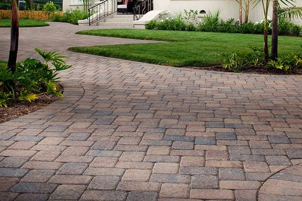 Lovely 45 Inspiring Paving Stone Driveway Your Home Look Beautiful Luxury - Inspirational driveway paving stones Pictures