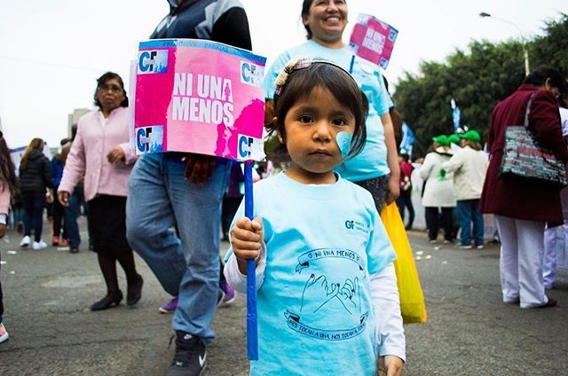 Hermosa, valiente y libre. #NiUnaMenos #13A #girlpower