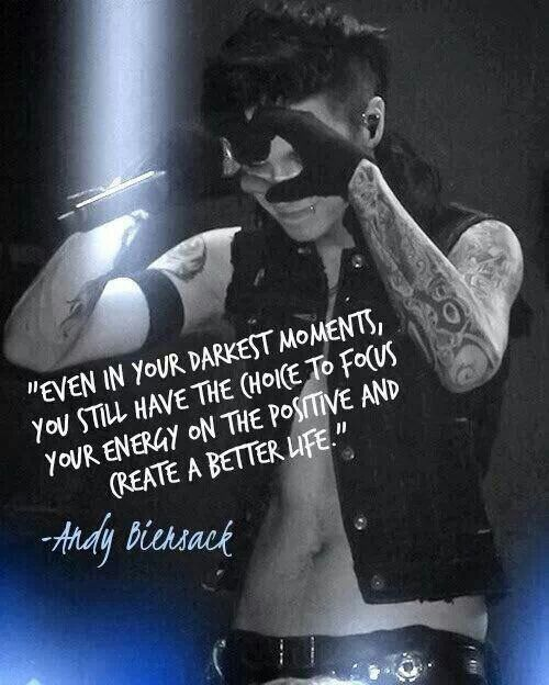 This is why I love him. Andy hearts you
