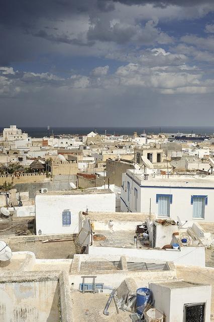 Médina de Sousse ~ Tunisie by emvri85, via Flickr
