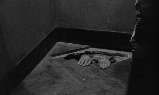 """""""Le Trou"""" (1960)___________Jacques Becker."""