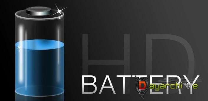 Get Battery HD Pro v1.62.1 APK is Here ! [Latest] Free Download