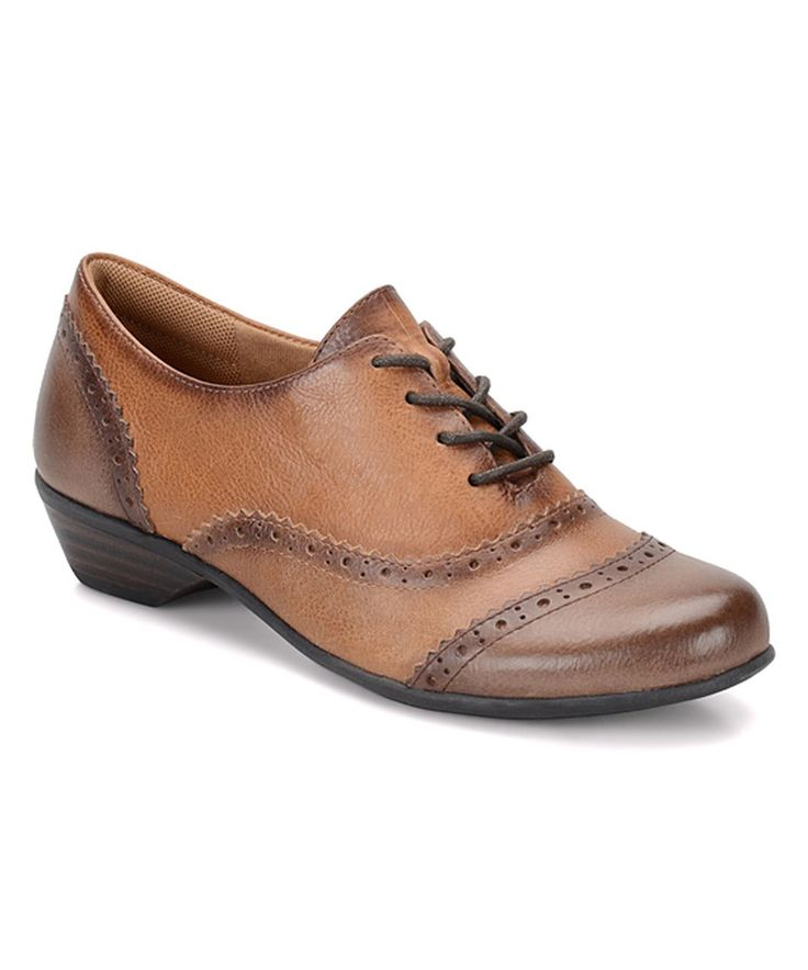 Take a look at this Comfortiva by Söfft Cork Reddell Leather Oxford today!