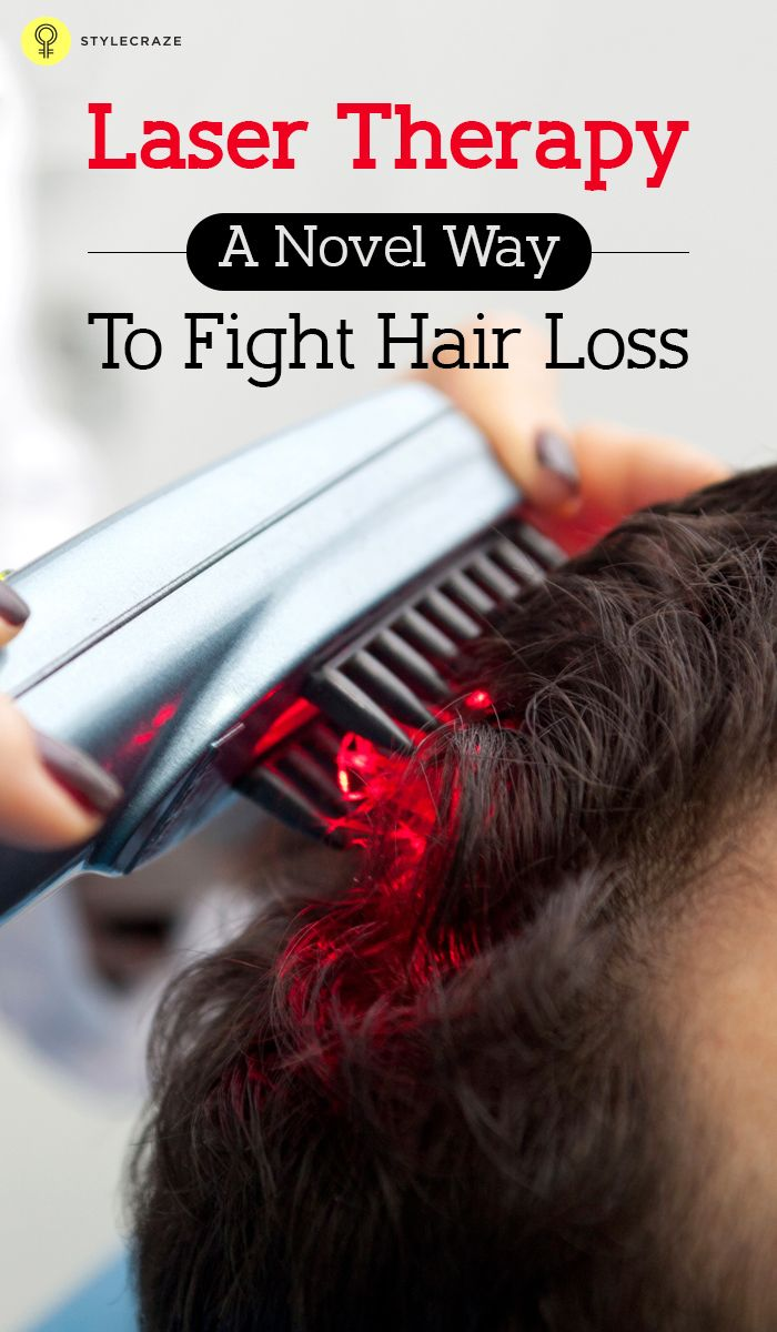 Laser Therapy: A Novel Way To Fight Hair Loss - Laser Hair Therapy also referred to as LLLT is a non-surgical treatment for thinning hair, hair loss, as well as other scalp problems. It is a medically tested procedure and is proven to be safe and effective. How Does Laser for Hair Loss Work: