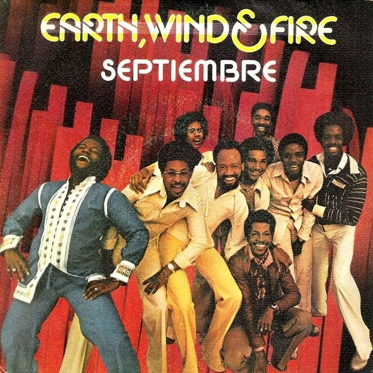 earth, wind and fire september - photo #6