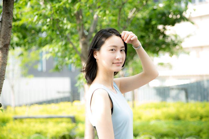 アナウンサー小川彩佳が楽しむ、フジロックでの自然と音楽の共存