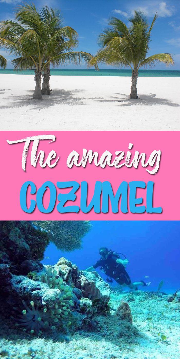 Destination Blog Mexico Travel Cozumel Cool Places To Visit