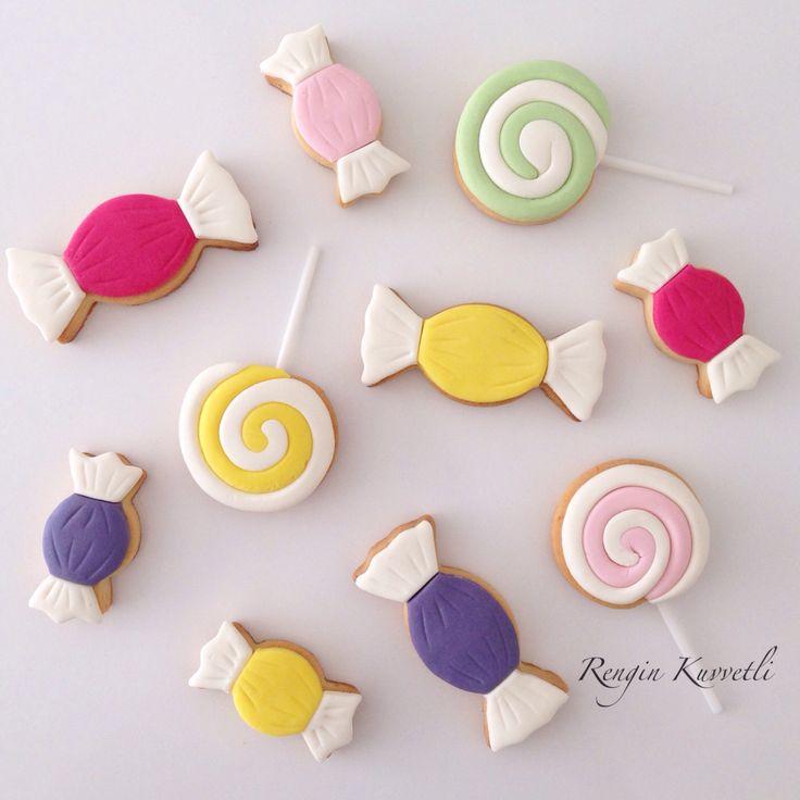 Sweet - Şeker Kurabiyeler
