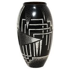 Image result for art deco mirror vases
