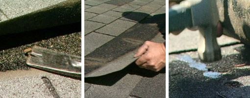 How to Replace a Damaged Asphalt Roof Shingle