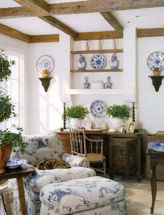 Provence Style In Interior What Supposes And How To Create