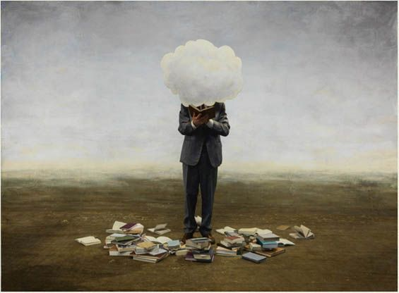 Head in the clouds...by Teun Hocks