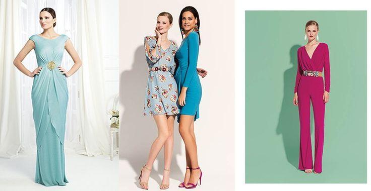 Vestidos de mujer baratos, vestidos de temporada moda ceremonia vestido verde largo