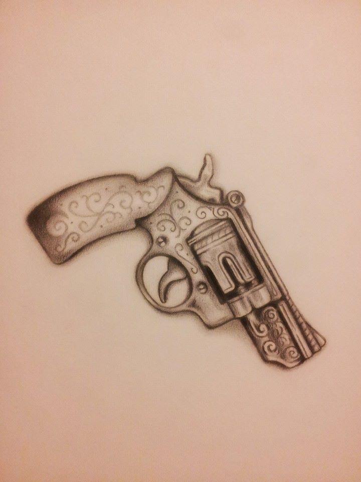 gun tattoo design by shell31 on deviantart drawings flash for tattoos pinterest tattoo. Black Bedroom Furniture Sets. Home Design Ideas
