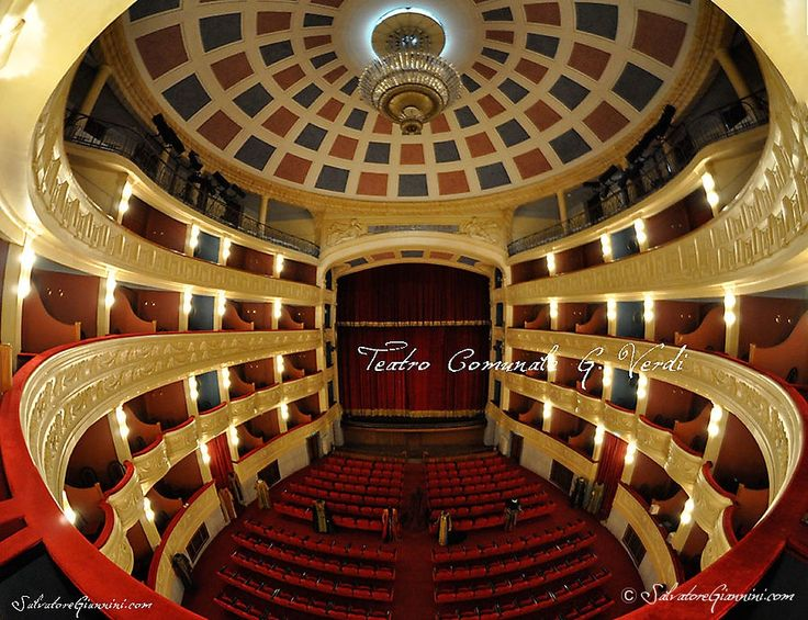 17 best images about viva verdi on pinterest theater - Progetto casa san severo ...