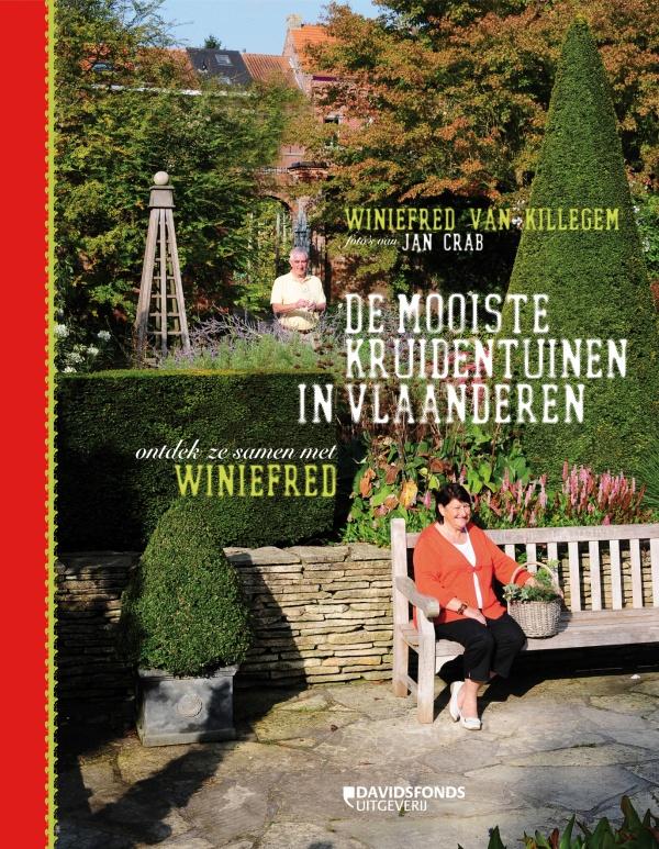 Davidsfonds - De mooiste kruidentuinen van Vlaanderen