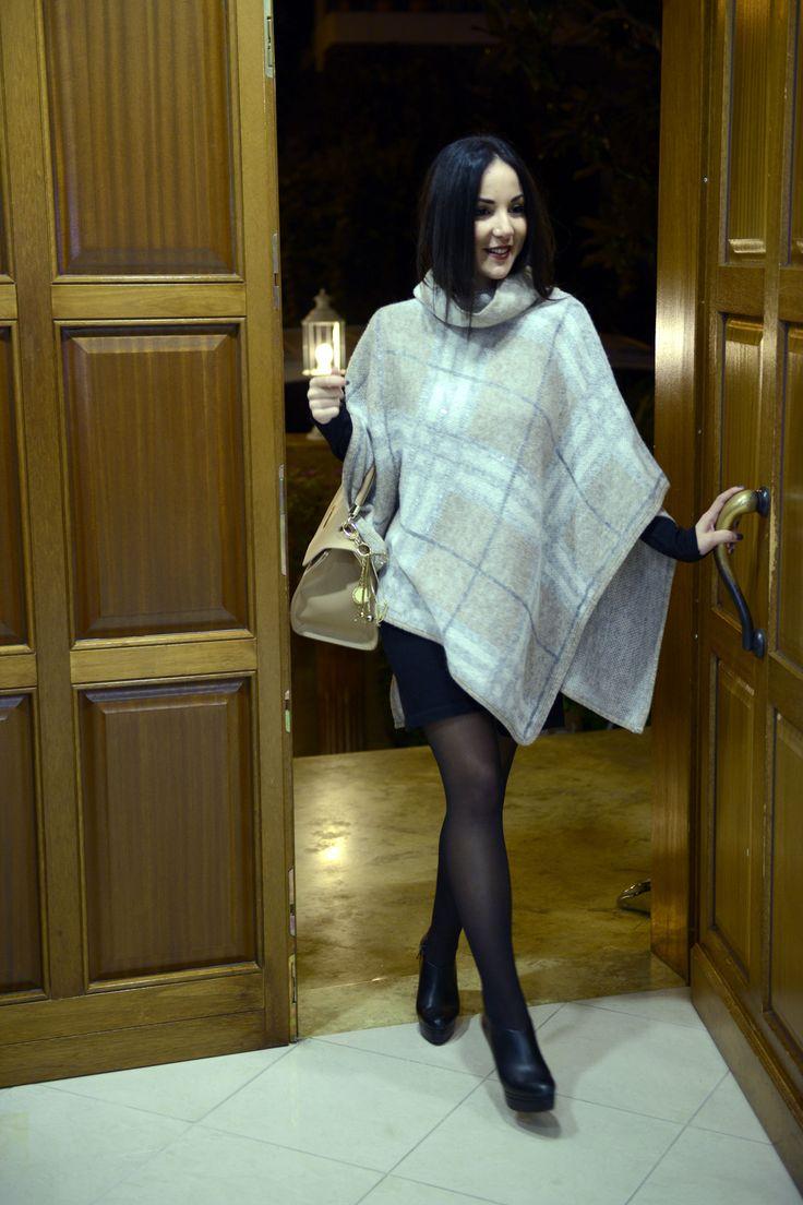 Winter stylish by Lili Hatzopoulos