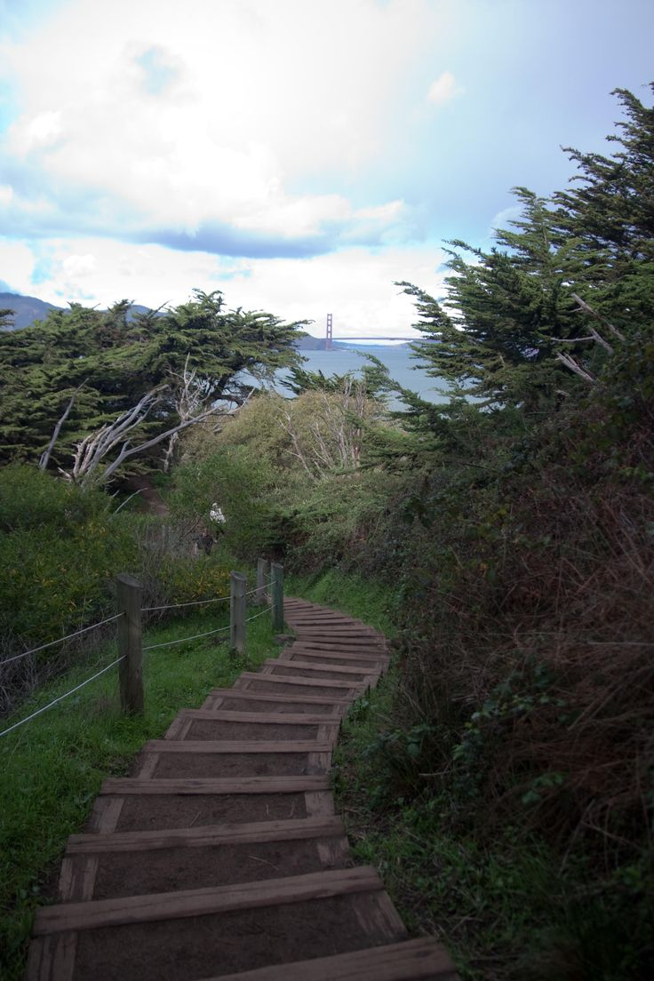 Land's End Trail - San Francisco