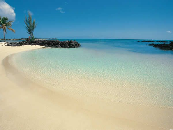 Grand Baie Public Beach, Mauritius - 2015