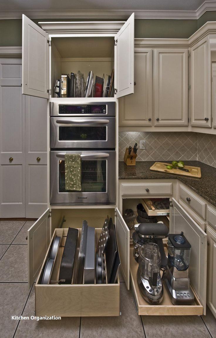 New Smart Diy Kitchen Organizing Ideas Diykitchenorganization In