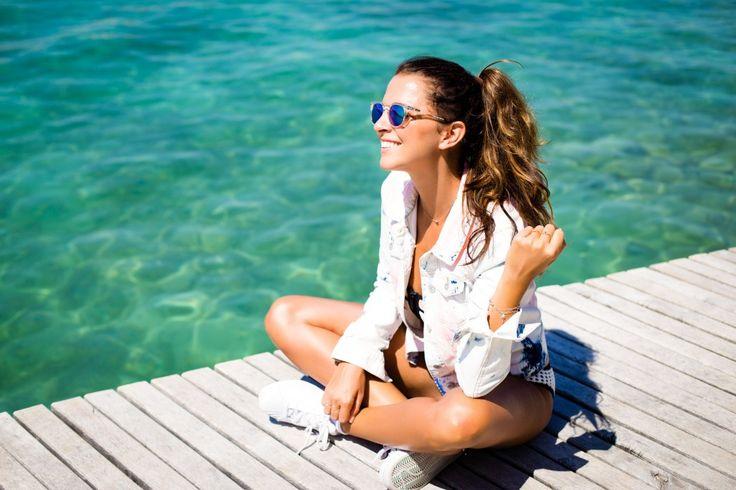 Best 25 tan brunette ideas on pinterest pretty face tan skin makeup and pretty girl face - Escort girl porte maillot ...